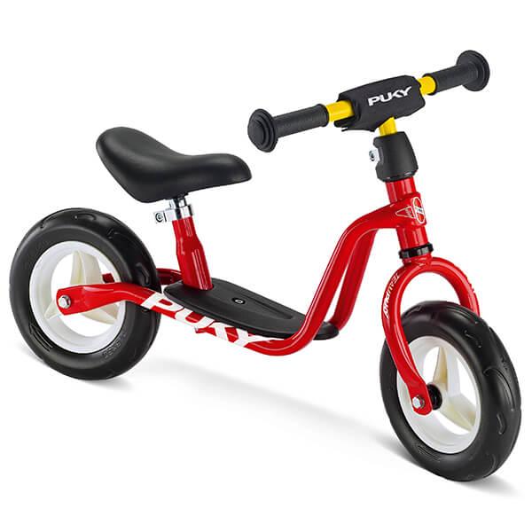 колела за баланс PUKY LR M червено