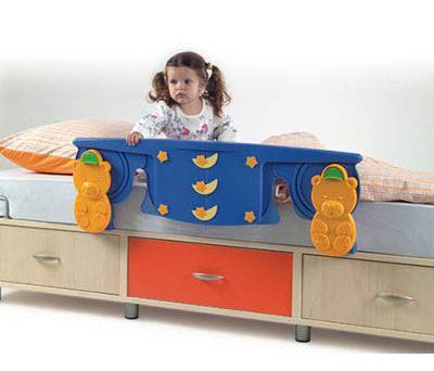 детска стая - предпазна бариера за легло Sleep Safe от KidsKit