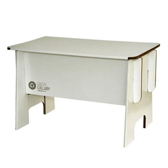 картонена маса за дете, детски картонени мебели Green Lullaby