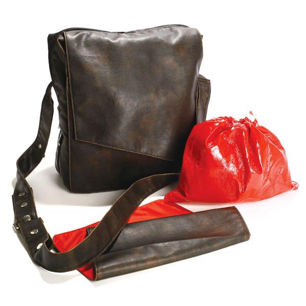Чантата на Тати Daddy's diaper bag
