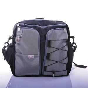 чанта раница за количка, чанта раница за памперси, чанти Gittabags 109