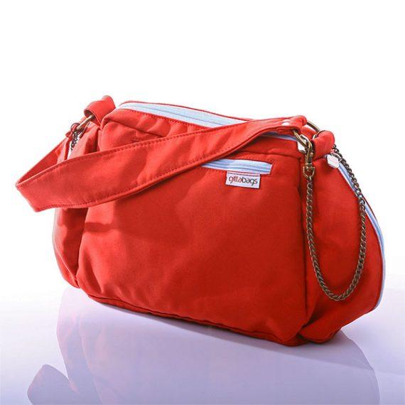 чанта раница за количка, чанта раница за памперси, чанти Gittabags 307
