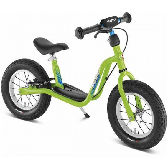 велосипед за баланс PUKY LR XL киви колело без педали за 3 годишно дете