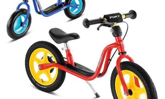 колела за баланс puky - misto-bg.com - качествени стоки за децата на България