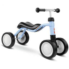 колела PUKY Wutsch - син 4026 детско колело с 4 колела за дете над 1,5 години