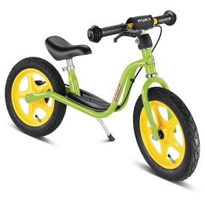 велосипед за баланс puky lr 1l br киви 4035 колело за балансиране без педали