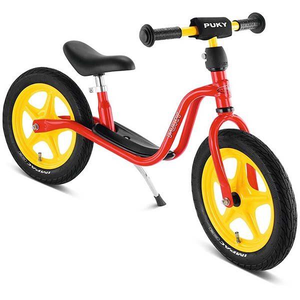 велосипед за баланс PUKY LR 1L червен колело без педали баланс байк