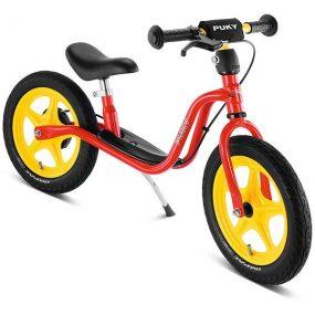 велосипед за баланс puky lr 1l br червен детско колело без педали за балансиране баланс байк със спирачка