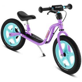 велосипед за баланс PUKY LR 1L Br люляк колело без педали за момиче
