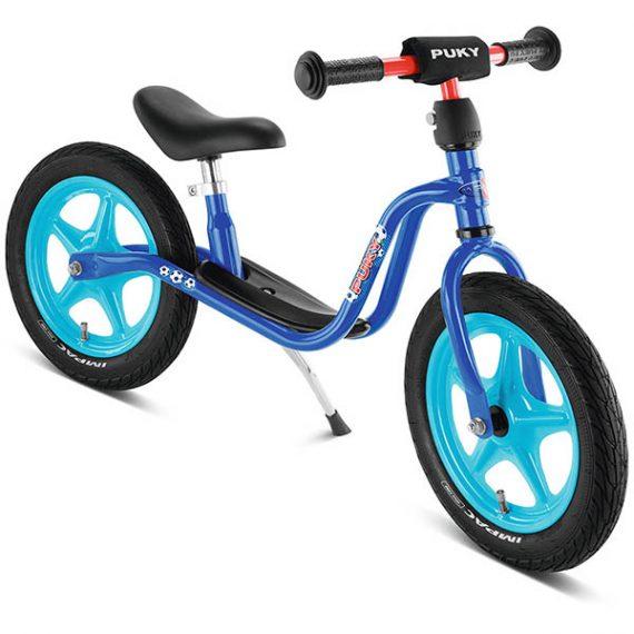 велосипед за баланс puky lr 1l син футбол баланс байк син колело без педали