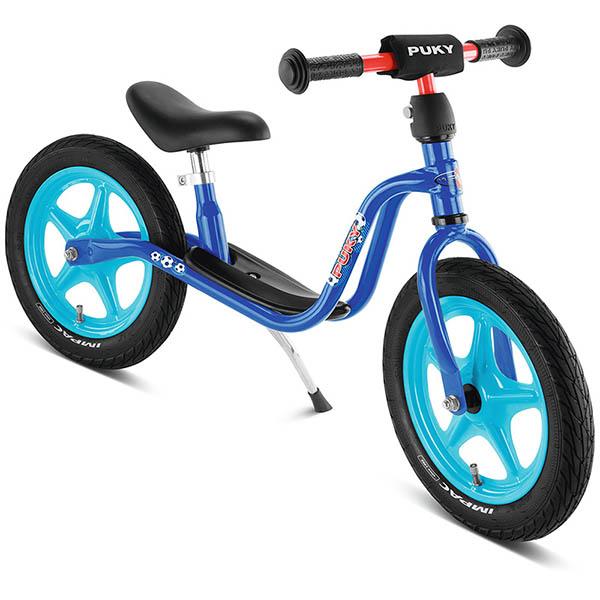 колела за баланс PUKY LR 1L син футбол