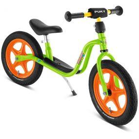 велосипед за баланс puky lr 1l киви зелено колело без педали детски баланс байк