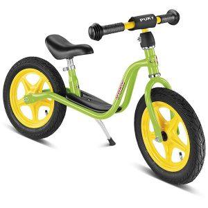велосипед за баланс puky lr 1l киви 4008 зелено колело без педали