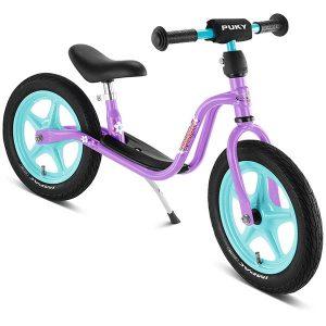 велосипед за баланс puky lr 1l люляк детско колело за балансиране за момиче колело без педали