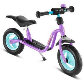 велосипед за баланс puky lr m plus люляк колело без педали за момиче