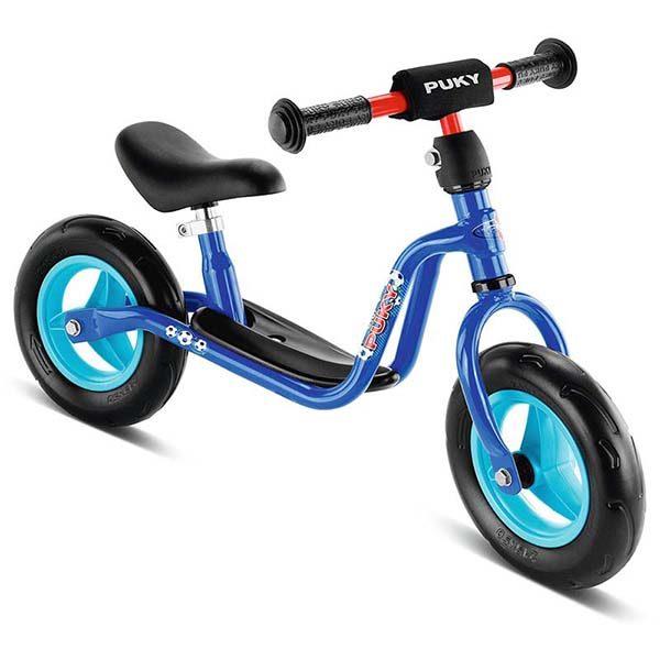 велосипед за баланс puky lr m син футбол колело без педали синьо пуки