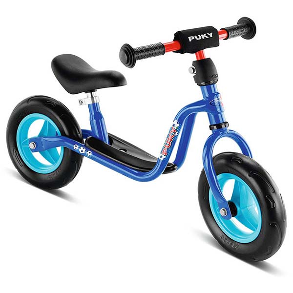 колела за баланс PUKY LR M син футбол