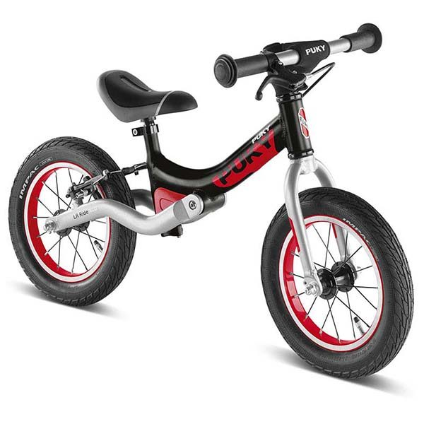 велосипед за баланс puky lr ride br черен колело без педали за 3 годишно дете