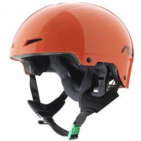 предпазна каска play оранжева каска за ролери скейтборд скутери и тротинетки за фрийстайл каска за зимни спортове
