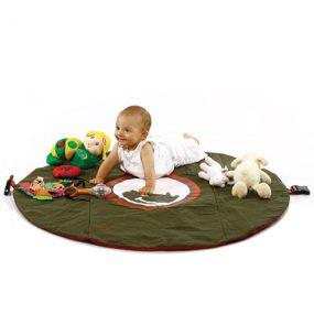 постелка за игра, бебешка постелка за игра на земята