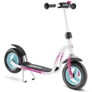 тротинетка PUKY R 03 за дете над 3 години, детски тротинетки с големи колела