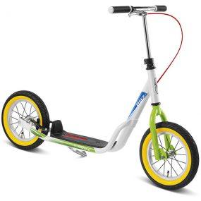 тротинетка PUKY R 07 за дете над 5 години, детски тротинетки с големи колела