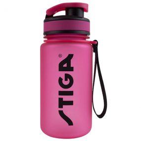 шише за вода stiga - розово детско шише за вода