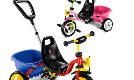 детски триколки puky - misto-bg.com - качествени стоки за децата на България