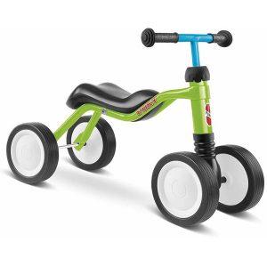колела PUKY Wutsch - киви детско бебешко колело с четири колела за дете на 1,5 година