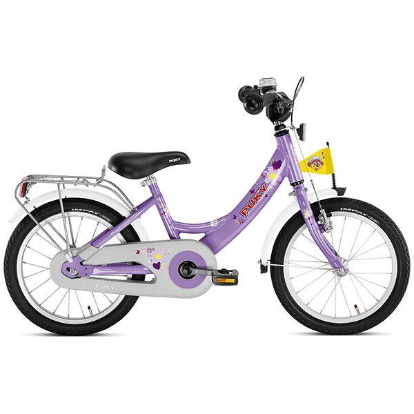 колело PUKY ZL 16 Alu, колело за 4 годишно дете, детски велосипед с алуминиева рамка