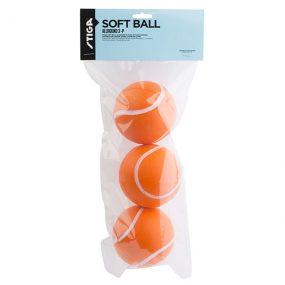 меки топки за плажен тенис ALLROUND