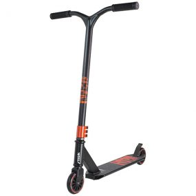 тротинетка stiga trickscooter hood - черна тротинетка за фристайл freestyle scooter тротинетка за скокове и трикове