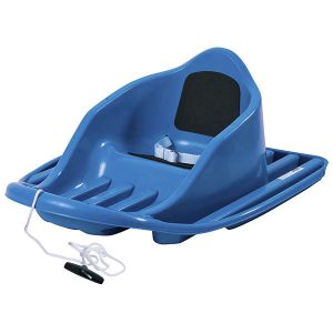 шейна за бебе CRUISER - синя бебешка шейна