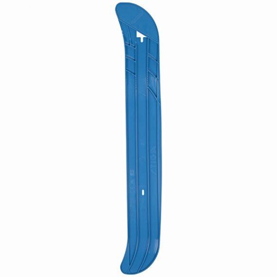 дясна ска за шейна с кормило SNOWRACER Curve синя