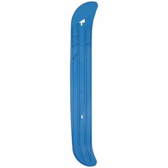 лява ска за шейна с кормило SNOWRACER Curve синя