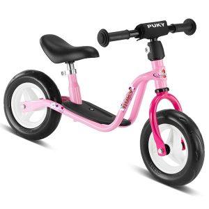колело за баланс puky lr m розово баланс байк за деца колело без педали