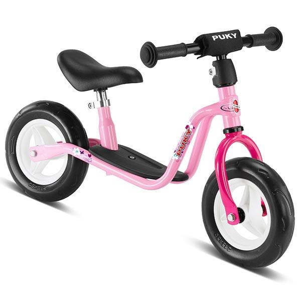 колело за баланс puky lr m розово