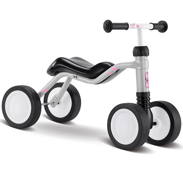 Велосипед с 4 колела PUKY Wutsch - светло сив