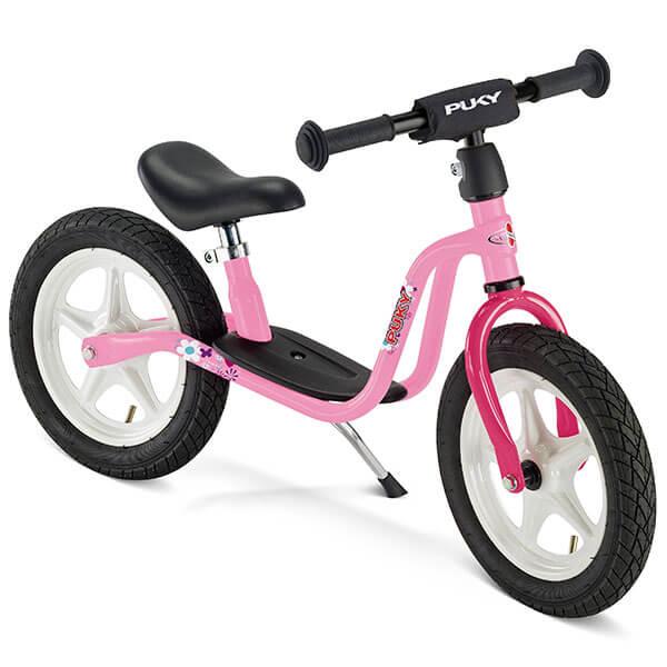 колела за баланс PUKY LR 1L розово