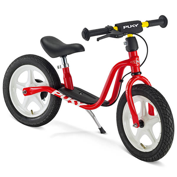 колела за баланс PUKY LR 1L Br червено