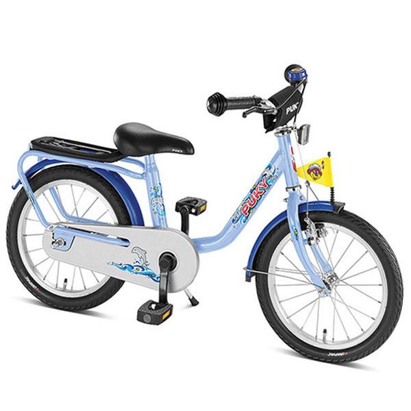 велосипед puky z8 синьо